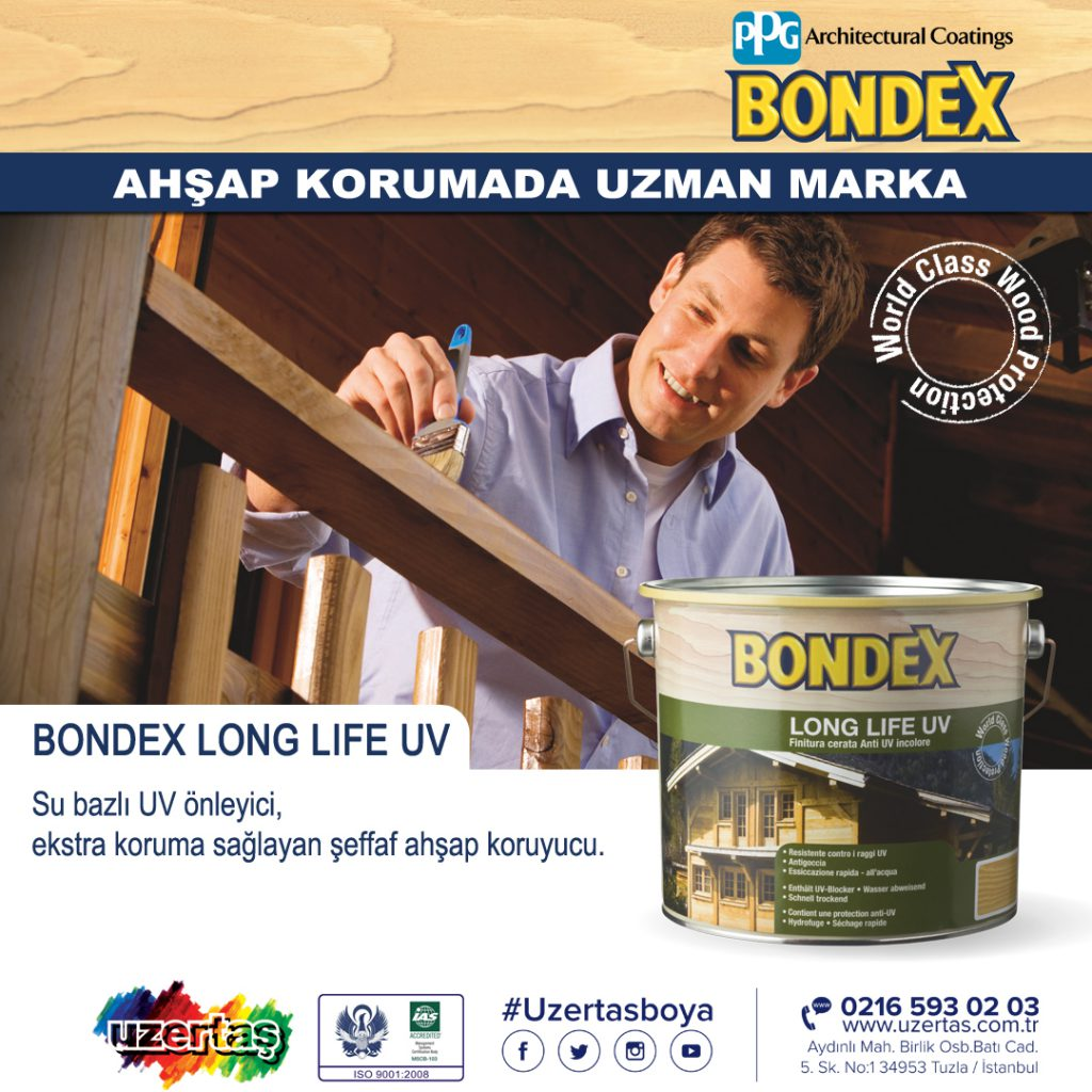 Bondex Long Life UV