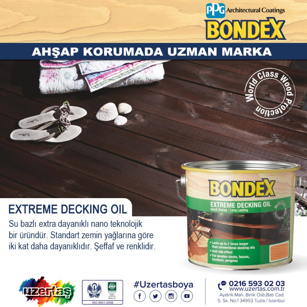 Extreme Decking Oil
